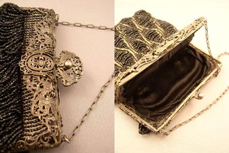 Elite Handbag: Victorian Tote