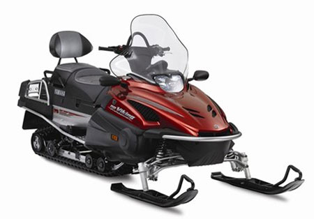 Yamaha RS Viking Professional Snowmobile