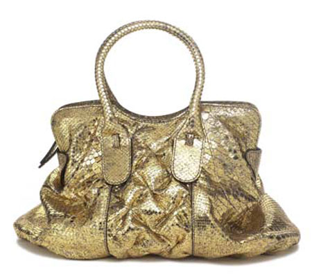 Elite Handbag: 'Queen of Barcelona' Tote