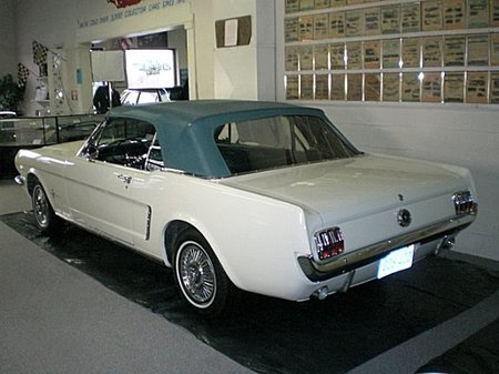 1964 1/2 Ford Mustang Convertible Sells for $5 million