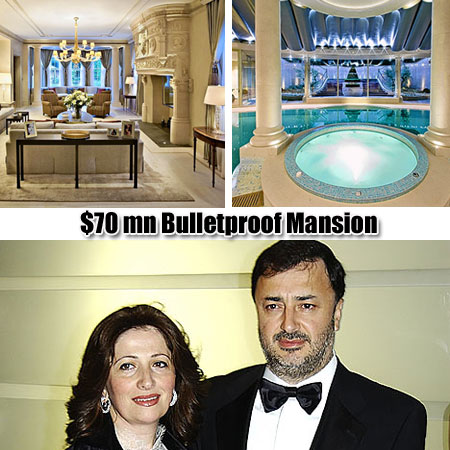 Bulletproof Mansion