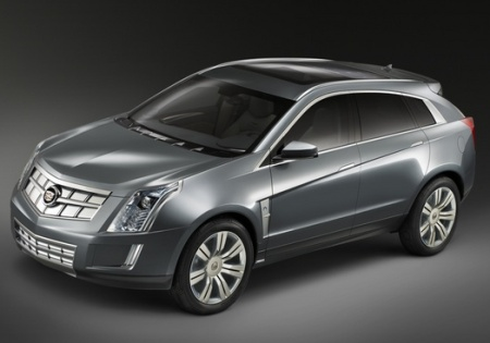 Cadillac Provoq Hydrogen Fuel Cell