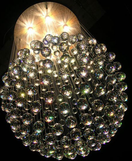 2008 Swarovski Crystal Lighting Collection