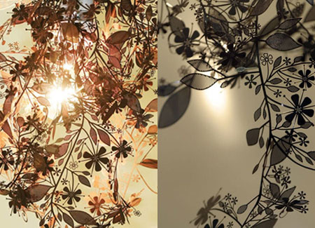 Feel the Aura of Garland Light from Artecnica
