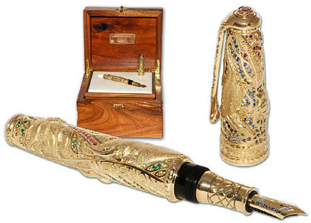 $79,000 Pen to be Auctioned for Charity Cause