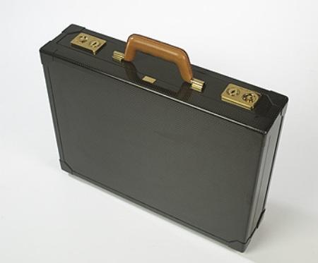Hermes Unveils Carbon Fiber Briefcase