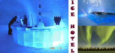 Sleeping On Ice: World's First Ice Hotel Reopens