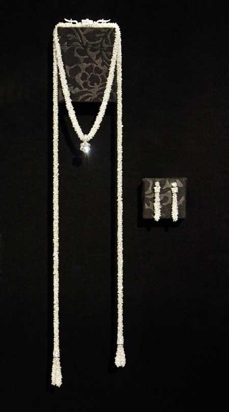 Montblanc Lumiere necklace