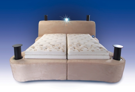 Starry Bed with Built-in Technology at CES 2008