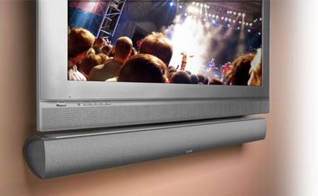 360 DVD Theater SurroundBar