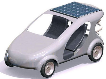 Taiwan Welcomes Door Less Solar Car