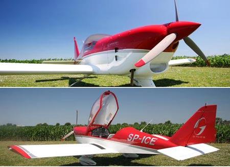 Luxury Sport Aircraft