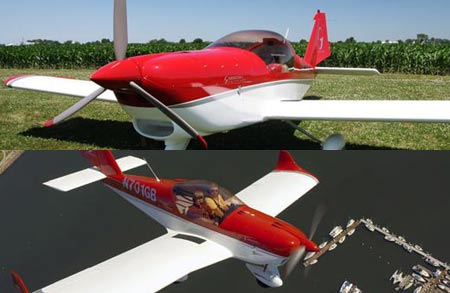 Light Aircraft on Light In Weight  High On Taste  Luxury Sport Aircraft By Gobosh