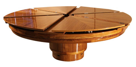 Fletcher Capstan Tables: Roll In and Roll Out