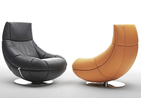 DS 166 Leather Armchair: Stylish Yet Comfortable