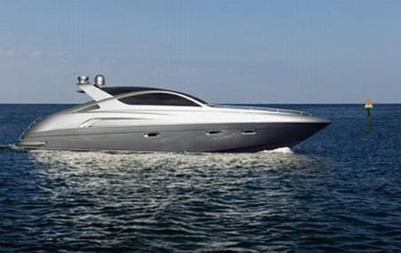 Fearless 68 yacht: Aerodynamic Yet Opulently Airy