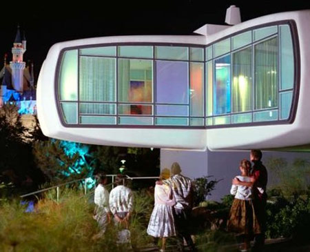 Disney Invigorates 'House of the Future'