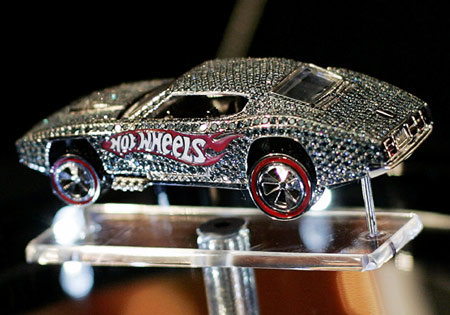 World's Most Expensive Hot Wheel Car Demands $140,000