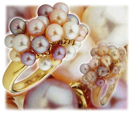 Valentine Day Special: Pearls For Beautiful Fingers