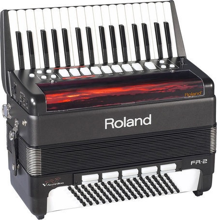FR-2 V-Accordion