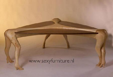 Mario Philippona Designs Sexy Yet Elite Furniture