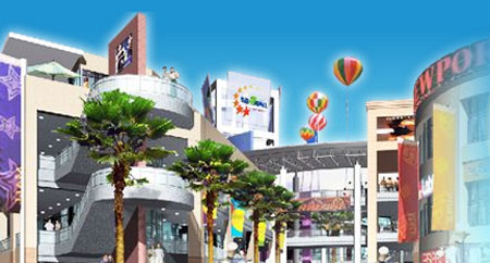 World's Largest Mall: The South China Mall