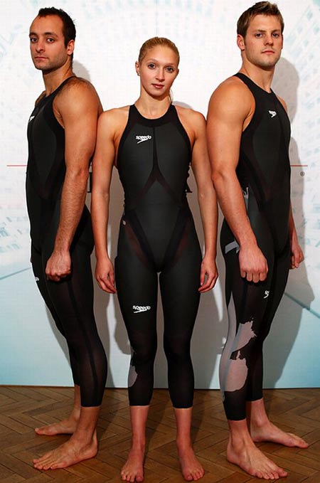 World's Fastest Swimsuit: Speedo LZR Racer