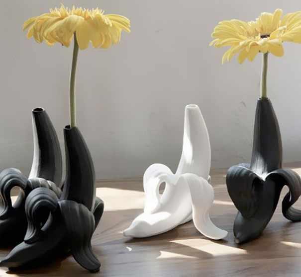 Banana Bud Vase