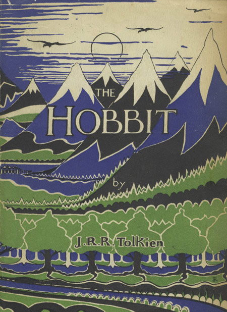 First Edition Copy of JRR Tolkien's Hobbit Auctioned for £60,000