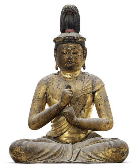 Buddha Sculpture Sells for $14.3 million at Christie's