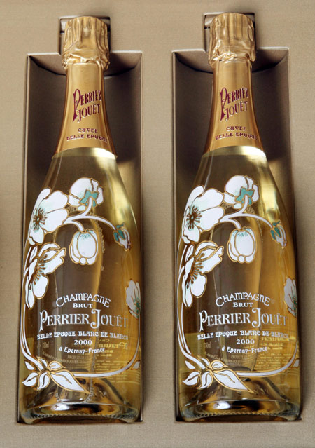Perrier-Jouet champagne