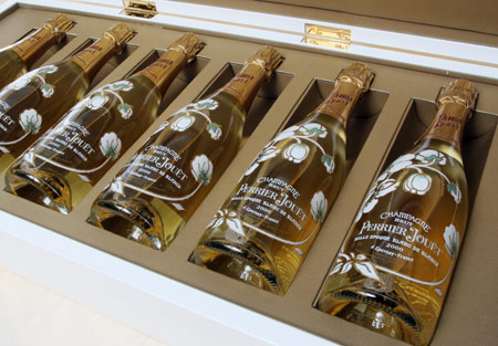 World's Most Expensive Champagne Beguiles Uber-Rich