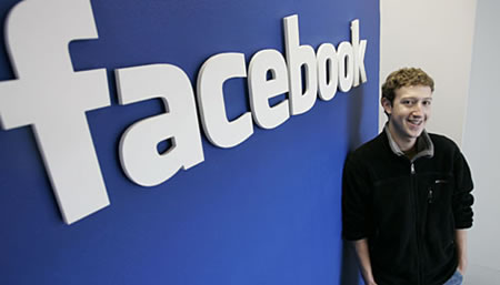 Mark Zuckerberg, Facebook Founder a Billionaire