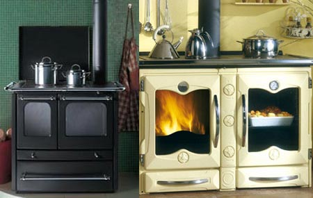 Broseley Fires Offers Cooker Cum Heater