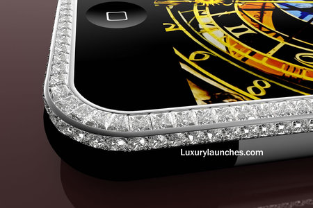 $176,400 iPhone Princess Plus: World's Most Expensive iPhone by Peter Aloisson