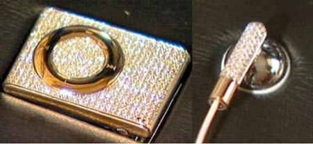 iDiamond iPod Shuffle: Apple Unveils World's Most Expensive iPod