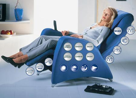 Keyton Concept Massage Chair