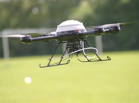 Microdrone: The Police's Spy