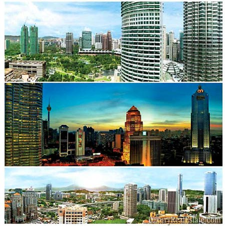 Elite Estate: The Tallest Penthouse in Kuala Lumpur