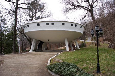 Flying Saucer: Chattanooga Landmark 'Space House' Sells For $135,000