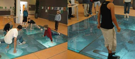 Wisdom Well Interactive Floor: A Unique Way To Learn