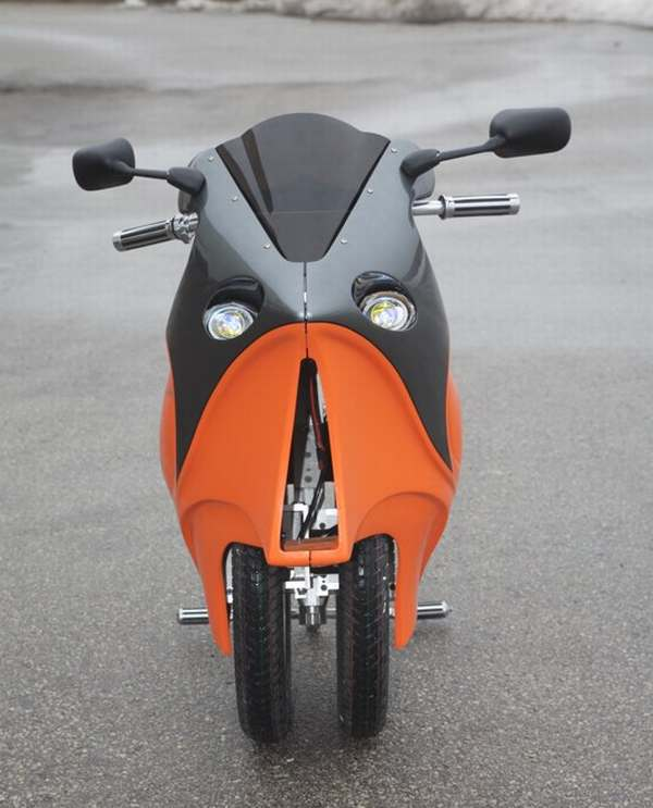 Uno One Wheeled Motorcycle-3