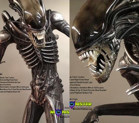 Life-Size Alien Props