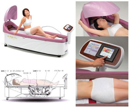 Auto Healther Reiz DZ-270: Robotic Body Massager knows His Job Well!