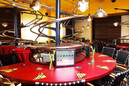 Robo-Restaurant