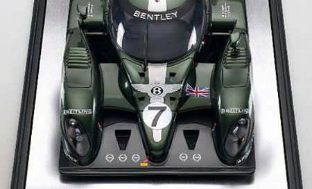 Bentley Speed 8