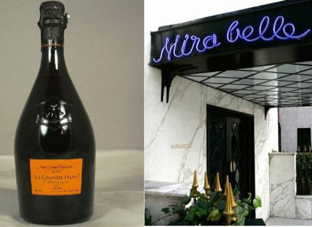 Mirabelle Restaurant Offerings Up For Auction!