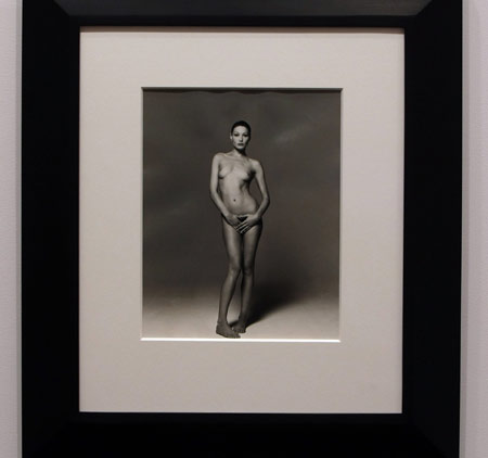 Nude Bruni Photograph Sells for $91,000