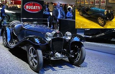 1932 Vintage Bugatti Type 55 Super Sport Invites Bid