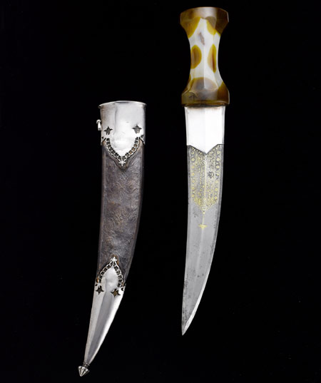 Update: Shah Jahan's Gold Dagger Sells for 1.7 mn pounds